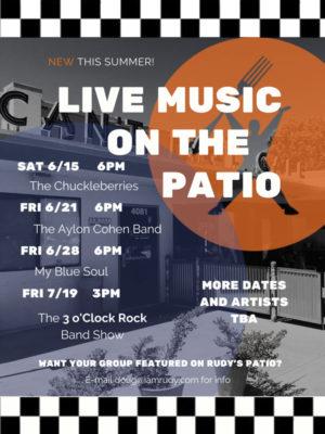 iamrudy - live-music-on-the-patio